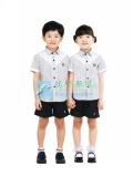 小学生制式夏季校服|SBA008