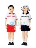 小学生制式夏季校服|SBA004