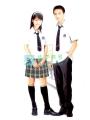 中学生制式夏季校服 SBA014