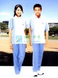 中学生运动款校服|SAA017
