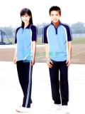 中学生运动款校服|SAA019