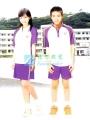 中学生运动款校服|SAA015
