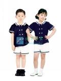 小学生制式夏季校服 SBA006