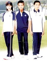 中学生运动款校服|SAA016