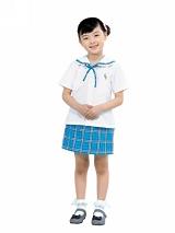 小学生制式夏季校服|SBA003