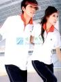中学生运动款校服|SAA012