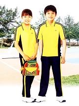 小学运动式校服|SAA005