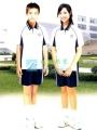 中学生运动款校服|SAA020