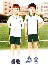 小学运动式校服|SAA007