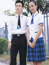 中学生新款夏季校服|SBA013