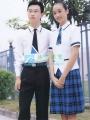 中学生新款夏季校服 SBA013