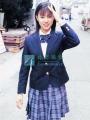 制服式校服短裙|SBB022