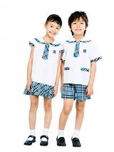 小学生制式夏季校服|SBA002
