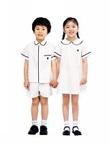 小学生制式夏季校服|SBA010