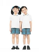 小学生制式夏季校服|SBA005