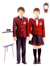 制式秋装学生服|SBB001