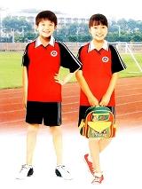 小学运动式校服|SAA008