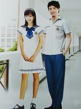 中学生韩版夏季校服|SBA015