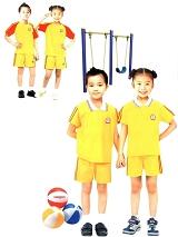 小学运动式校服|SAA006