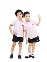 小学生制式夏季校服|SBA009