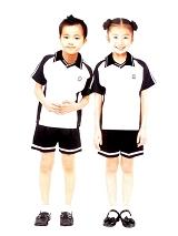 小学运动式校服|SAA004