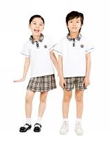 小学运动式校服|SAA009
